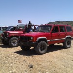 The 3 Jeeps